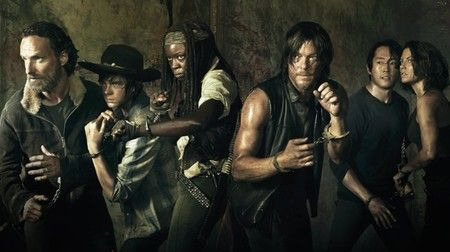 Series chicle: The Walking Dead